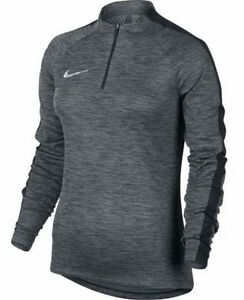 Nike Women's Dry Squad Drill Top
