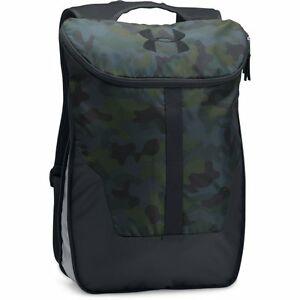 UNDER ARMOUR NEUF pour hommes Extensible sackpack Sable désertNoir - Neuf