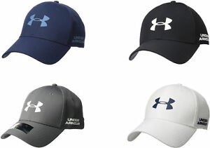 Under Armour Men's Golf Headline 2.0 Cap 4 Colors