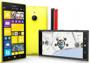 6.0'' Nokia Lumia 1520 16GB 20MP 4G LTE GSM AT&T Unlocked Windows Smartphone