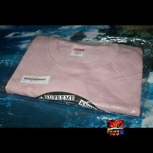 Supreme Know Your Rights Tee T-shirt Pink XL XLarge Gucci Raekwon Kermit Nas