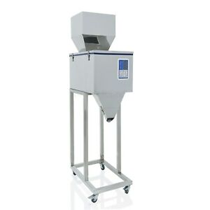 10-999g Automatic Weighing And Packing Filling Back Side Sealing