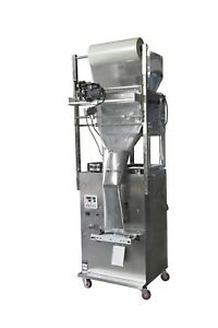 10-999g Automatic Weighing And Packing Filling 3-Side Sealing For teagrain