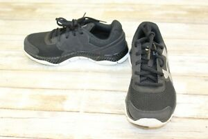 Under Armour BGS Micro G Engage Athletic Shoes - Boys' Size 5 Black