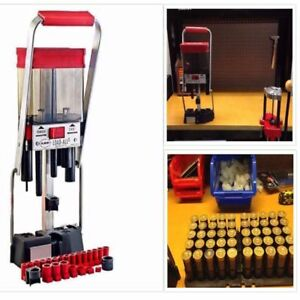 Lee Precision complete Shotshell reloading Press Tool 12 GA Load All Multi