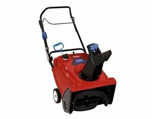 Toro Power Clear 721 QZE 21in Single-Stage Gas Snow Blower Electric Start Engine