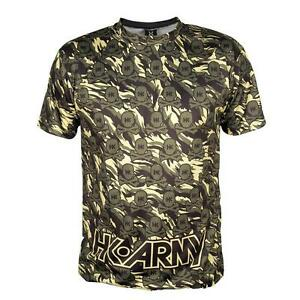 HK Army All Over Dry Fit T-Shirt - Camo - XXL