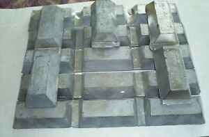 Lead Alloy (88-10-2)  for casting reloading     54 pounds