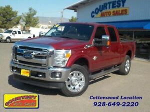 F-250 Lariat Crew Cab Short Bed 4WD 2014 Ford F-250 SD