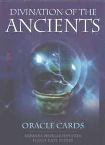 Divination of the Ancients : Oracle Cards, Cards by Meiklejohn-free, Barbara;...