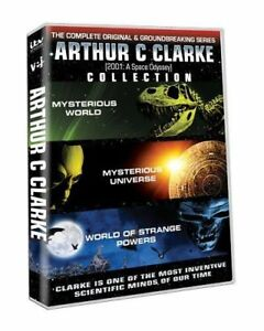 The Complete Arthur C Clarke Collection ( Writer of 2001:A Space Odyssey)