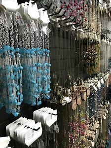 New Lot Of 40 Mix Fashion Jewelry Necklaces Earrings Bracelets Wholesale