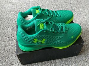 New UA Under Armour Curry 1 Low sz 11 Mens DS 1269048-387 Golf Championship
