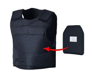 Bullet-Proof Vest Security Protective Bouncer Puncture XXL 2XL New
