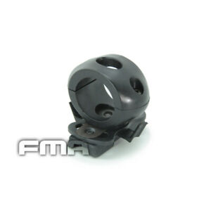 EMERSON FAST Helmet Rails Single Clamp Accessories Airsoft Tactical Hunting Gear