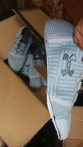 Unfinshed Under Armour Gemini 3 mens womens 11.5 Brand new soles and tops