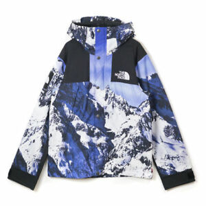 supreme X THE NORTH FACE Mountain Parka Jacket Coat Size M - XL 2017 Limited