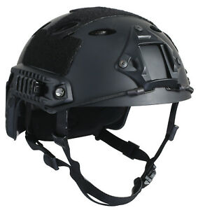 OneTigris Tactical Fast PJ Helmet MICH 2002 Action Version Helmet for Airsoft CS