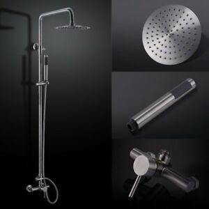 KES X6050B Bathroom SUS304 Stainless Steel Faucet Showering System Lead-Free Bar