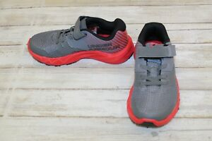 **Under Armour Primed 2  Running Shoe's Toddler Boy's Size 12 Grey