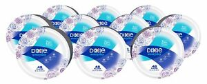 Dixie Everyday Paper Plates 8 12 Inch Plates 480 Count (10 Packs of 48
