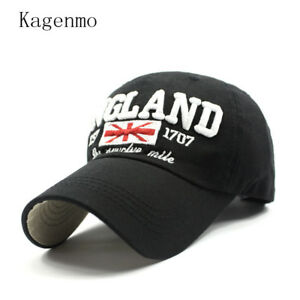 Baseball Caps Embroidery Letters Cotton Adjustment Hats Mens Women Summer Casual