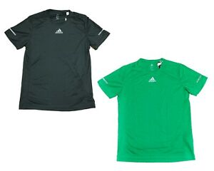 Adidas 93901 Mens Sequentials Active Performance Climalite Running T Shirt Tee $18.99