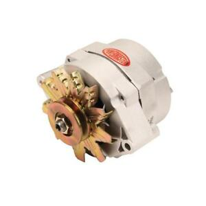 Powermaster 7294 GM Chevy 100 Amp 12SI Alternator w 1V-Pulley Natural Finish
