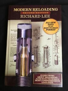 MODERN RELOADING SECOND EDITION BY RICHARD LEE Gun Book FREE PRIORITY SHIPPING!