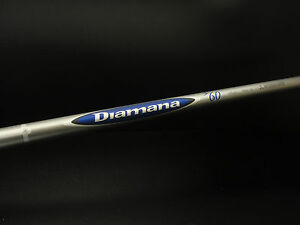 2015 Diamana S+ Blue 60 X Flex TaylorMade Golf R11s TP Driver Shaft - NEW