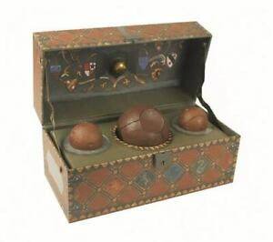 Harry Potter: Collectible Quidditch Set $27.99