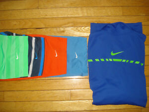 LOT OF 5 NIKE GOLF DRI FIT TOUR PERFORMANCE POLO SHIRT MEN'S SIZE XXL 2XL GREAT!