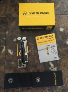Leatherman 832262 Signal Multi-Tool with Sharpener Whistle Ferro Rod Sheath
