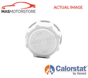 COOLANT EXPANSION TANK CAP CALORSTAT BY VERNET RC0039 G NEW OE REPLACEMENT
