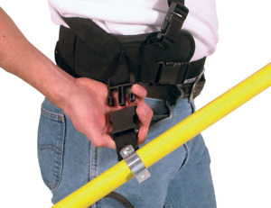 BE Adjustable Telescoping Wand Support Belt
