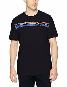 Under Armour Men's Freedom American T-Shirt - Choose SZColor
