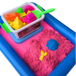 Colorful Magic Motion Sand 50g Kid Child DIY Play Craft Non Toxic Toy