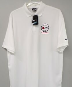 Chevrolet Corvette C1 Nike Dri-Fit Mens Embroidered Polo XS-4XL LT-4XLT New