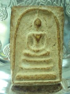 Phra Somdej Toh Wat Rakang Pim Yai Thai Buddha Amulet Talisman Magic Power
