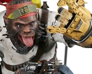 Beyond Good and Evil 2 The Knox Legendary Figure Statue LIMITED 500 28 ½ *RARE* $1299.95