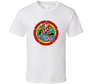 Mr Do Classic Video Game T Shirt Mens Tee Many Colors Gift New From US