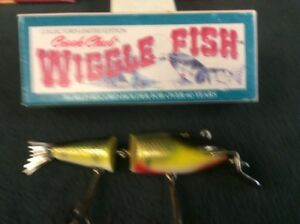 vintage fishing lure in box