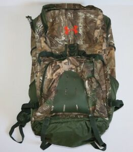 Under Armour Ridge Reaper 2800 Realtree Camo Hunting Backpack 1231277 946