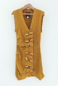 John Galliano 1984 1st collection runway piece knit wear Extremely rare Archival