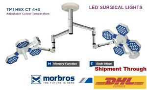 OT LED Ceiling SURGICAL LIGHTS For Surgical operation theater Operating Lamp 43 $4600.00