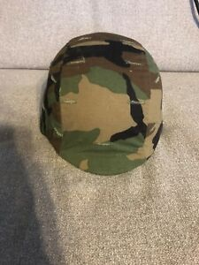 Gentex US Army Military Advanced Combat Helmet made with kevlar Size M