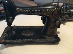 Singer antique sewing machine $55.00