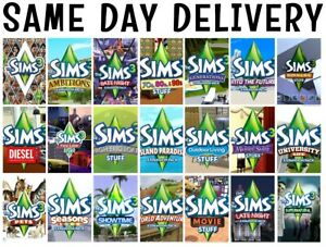 Sims 3 Expansions Stuff Packs