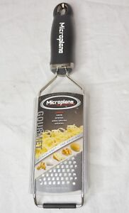 Microplane 45000 Black Course Grater, No 45000, With Cover Brand New