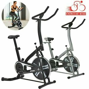 Pro Fitness Stationary Exercise Bike Cardio Indoor Cycling Bicycle Home